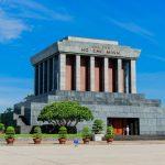 visit ho chi minh mausoleum in hanoi