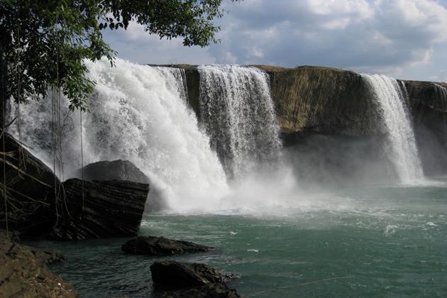 Dray Nur waterfall Dak Lak