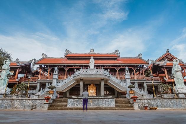 Khai Doan Pagoda Dak Lak