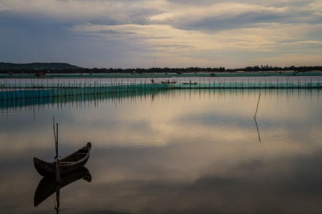 O Loan Lagoon Phu Yen