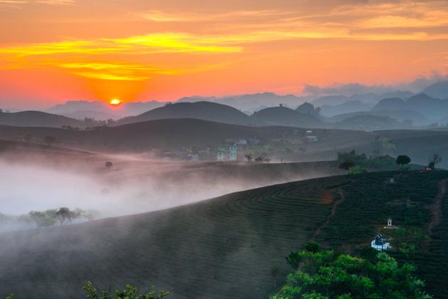 Van Hoa Plateau Phu Yen