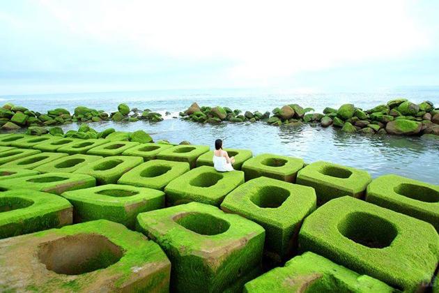 Xom Ro Breakwater Phu Yen