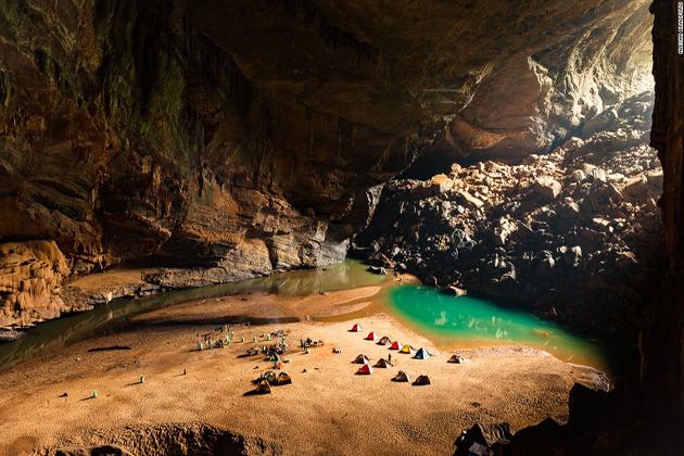 son doong cave quang binh tours