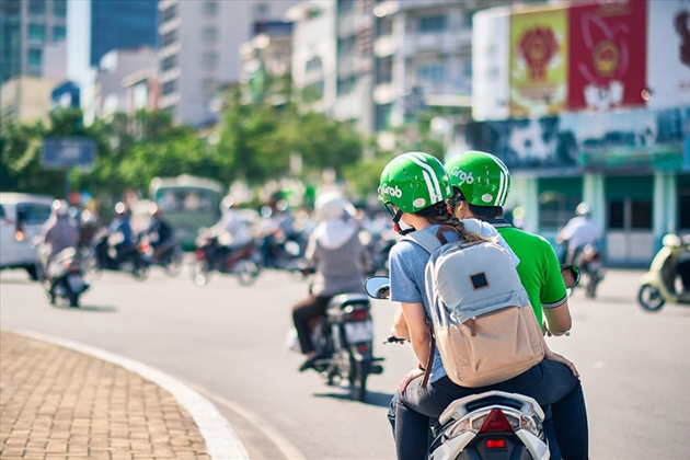 Grab – Transport Solution for a Safe Trip in Vietnam
