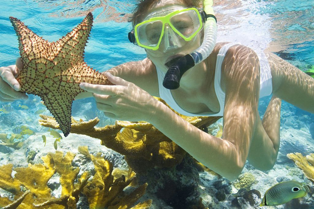 diving in nam du island