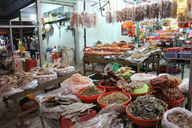 ha tien market