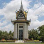 Cheong Ek Killing Field in Phnom Penh