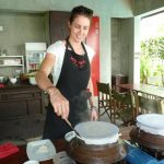 Cooking class in Red Bridge School in Hoi An