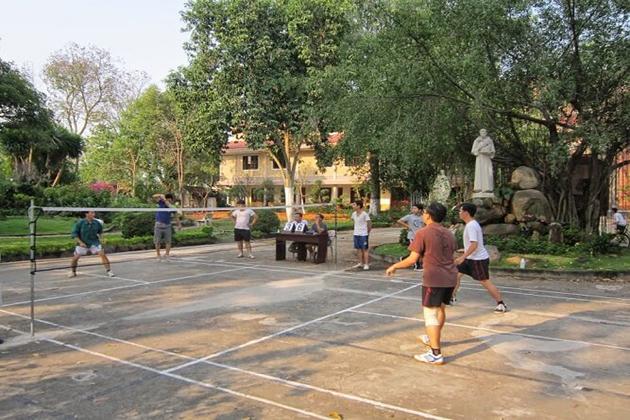 badminton in vietnam