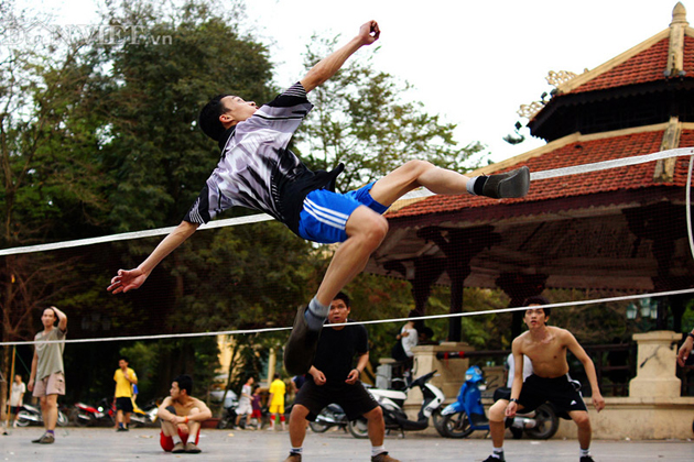 Da Cau – The National Sport in Vietnam