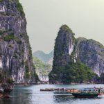 halong bay quang ninh vietnam