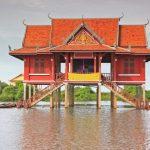 house on tonle sap lake cambodia