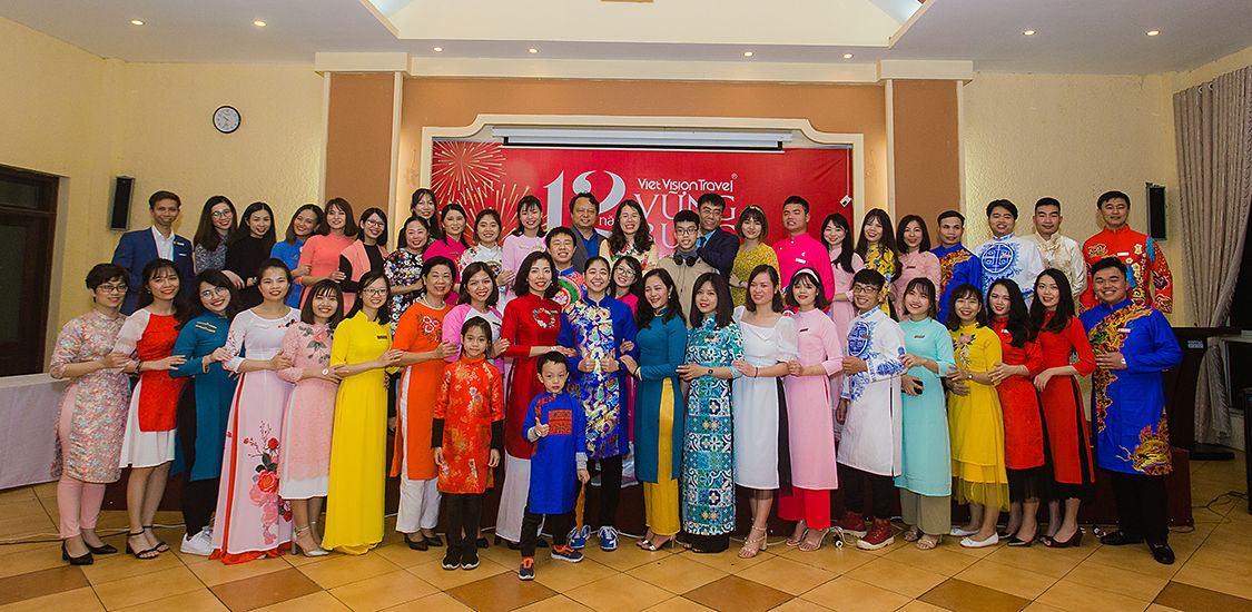 Viet Vision Travel 12 years celebration
