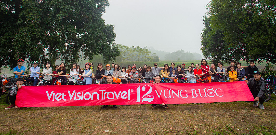 Viet Vision Travel Team Building