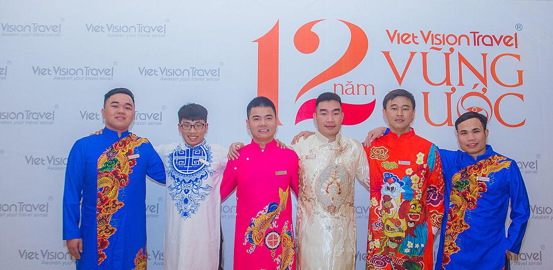 Viet Vision Travel staff