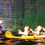 water puppet show in hanoi