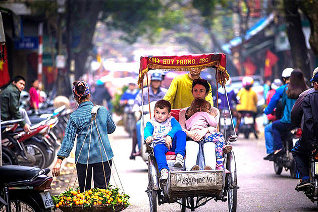 Hanoi Vietnam Family packages