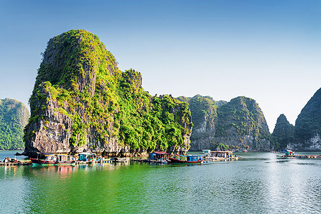 halong bay tours of vietnam and laos