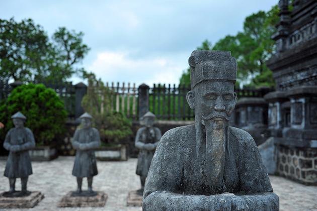 khai dinh tomb hue vietnam honeymoon package