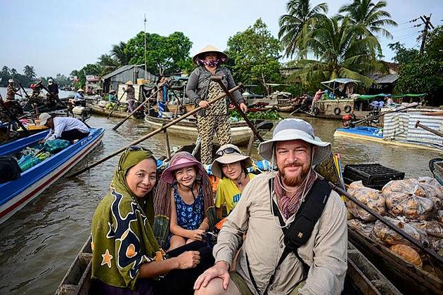 mekong delta vietnam family holidays
