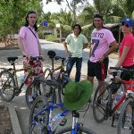 vietnam central cost cycling tour