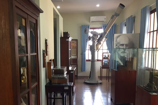 alexandre yersin museum nha trang tour