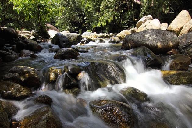 da ban waterfall phu quoc tour island