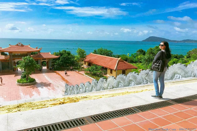 ho quoc pagoda phu quoc tour packages