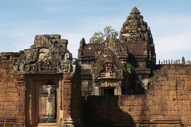 Banteay Samre cambodia temple