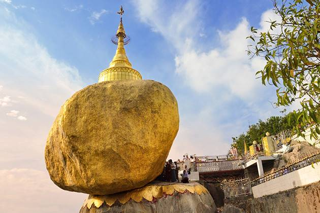 Mesmerizing Myanmar – 15 Days