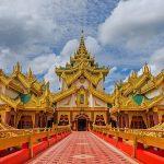 Karaweik Palace yangon attraction