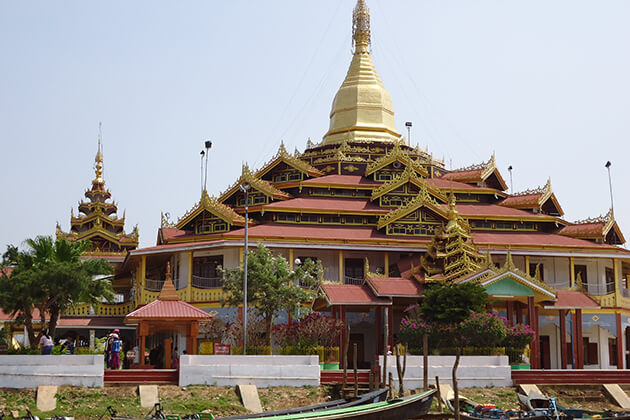 Phaung Daw Oo Pagoda