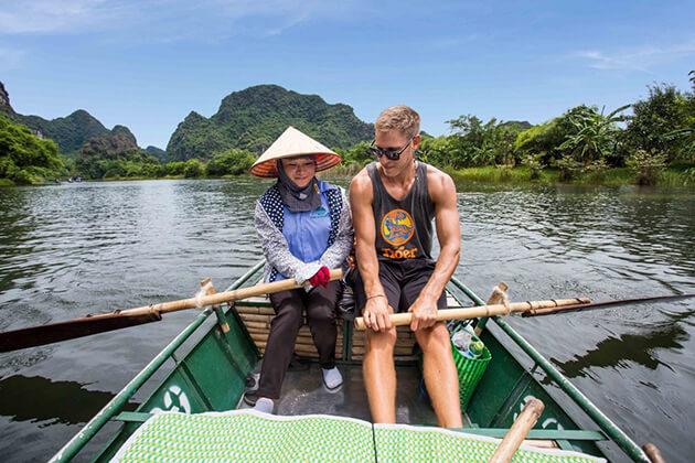 fewer tourists at vietnam low season
