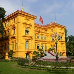 hanoi presidental palace