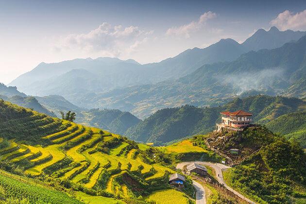 sapa in the off season of vietnam