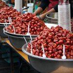 street foods in Bogyoke Aungsan Market