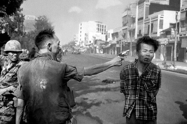 the Saigon Execution