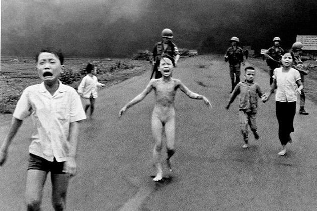 the napalm girl