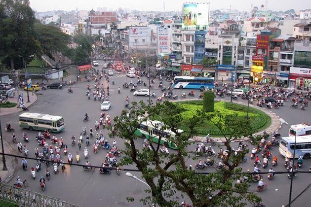 the place of the photo Saigon execution now