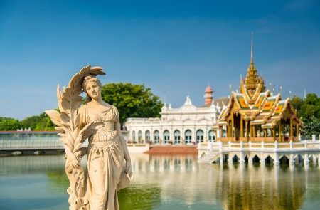 Grand Wheel in Asia 39 days indochina tour packages