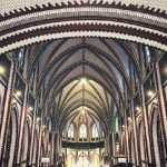 St Mary's Cathedral in yangon, burma