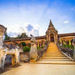 That Luang Stupa in vientiane laos
