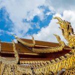 Wat Phra That Doi Suthep in thailand