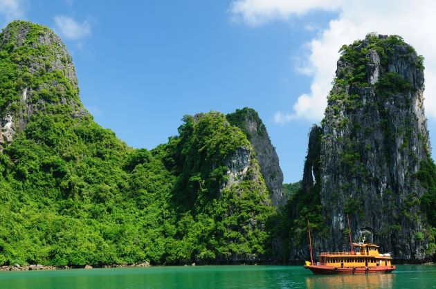 halong bay indochina vacation packages