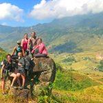hiking adventure in sapa lao cai