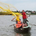 hoi an fishing and farming tour