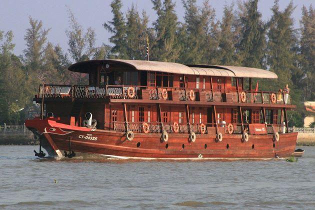 mekong eyes cruise in mekong delta
