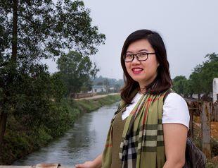 Linh, Dang Thi Dieu Linh (Mrs.) – Sales Executive