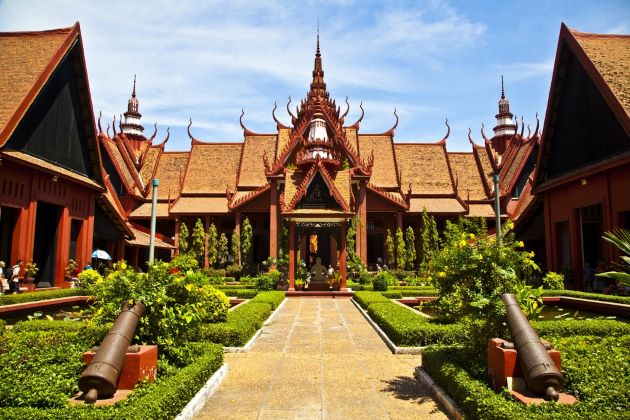 phnom penh vietnam cambodia vacation packages
