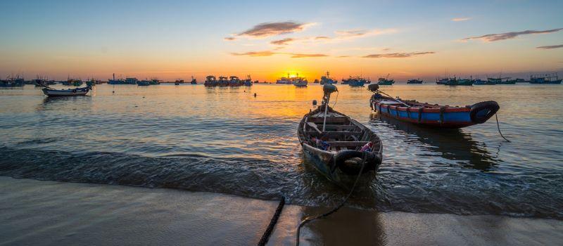 phu quoc fishing harbor